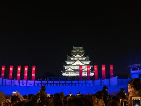 大阪城 29