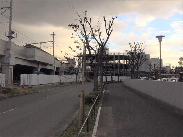 JR鴫野駅西口 NKビル⑤