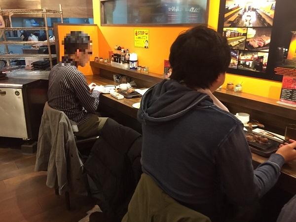 やっぱりステーキ京橋駅前店 店内④