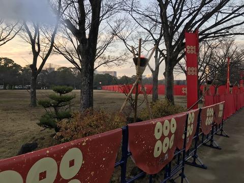 大阪城 7