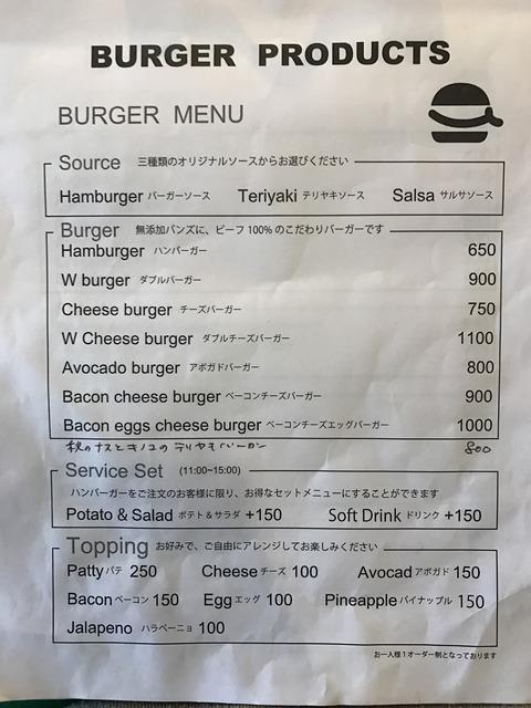 バーガー 12